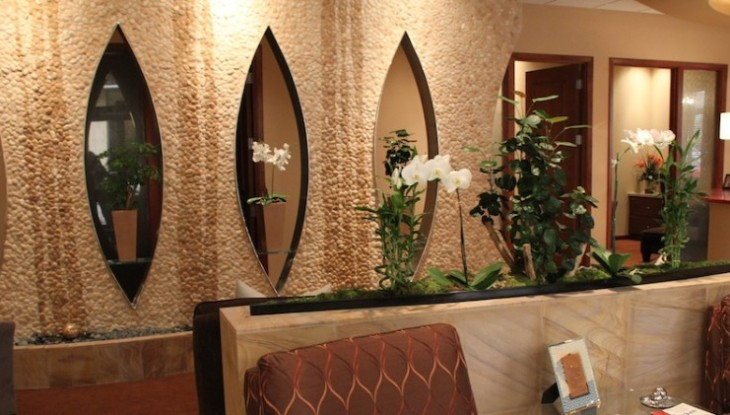 A New Beginning picture of the lobby office which is very inviting and nicely decorated